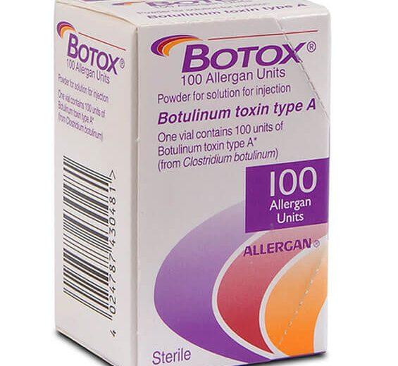 botox 100 units price