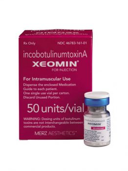 Xeomin 50 units